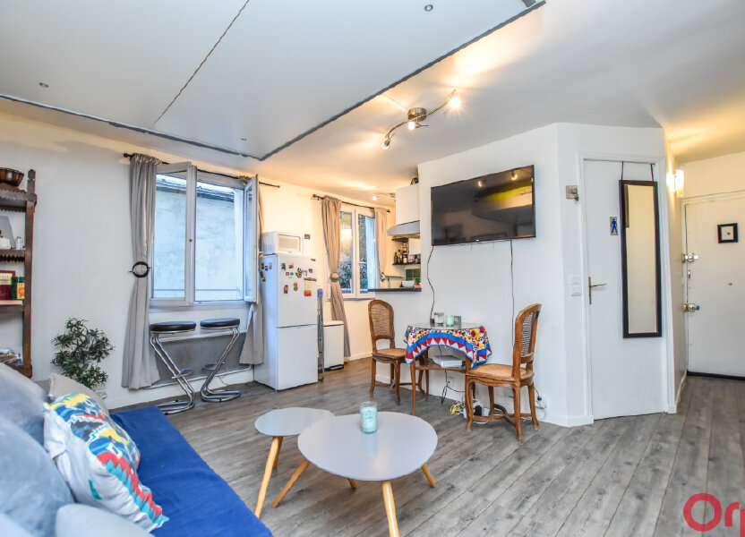 Appartement à vendre 24.91m2 à Paris 11