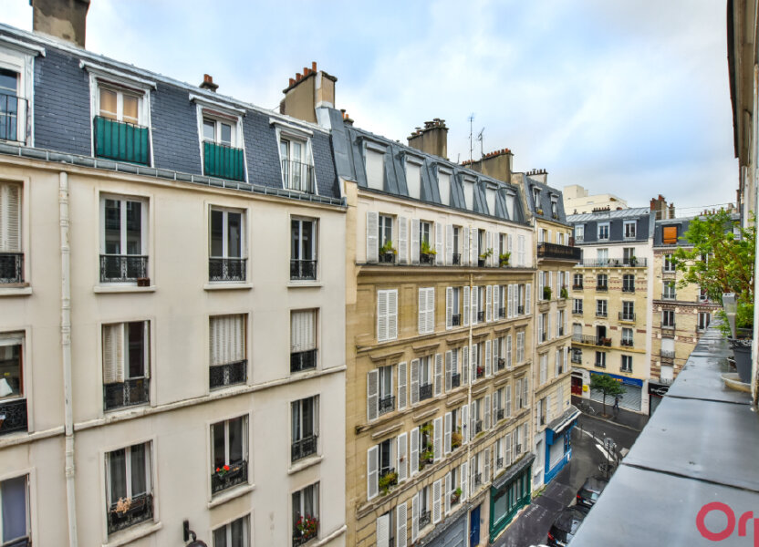 Appartement à vendre 81.14m2 à Paris 12