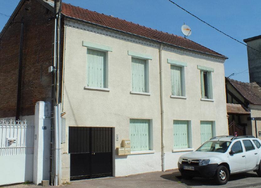 Immeuble à vendre 110m2 à Ézy-sur-Eure