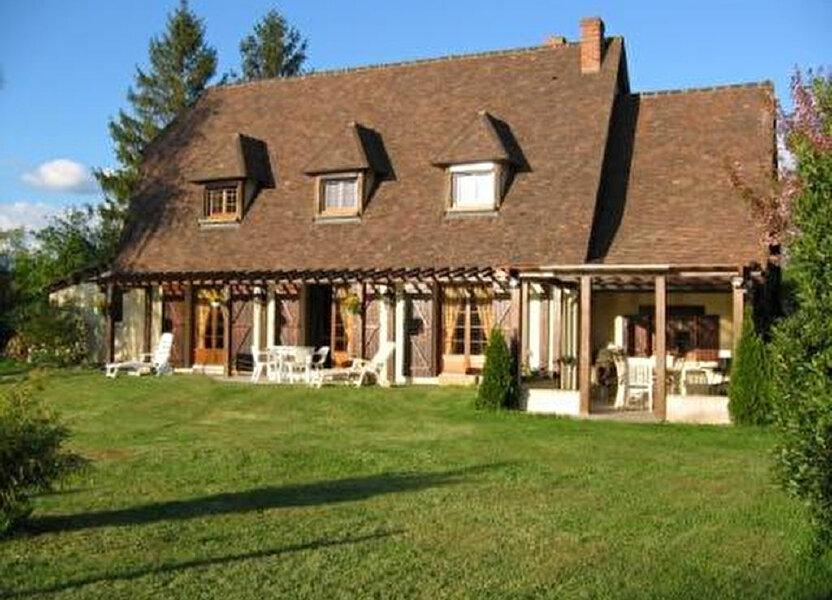 Maison à vendre 160m2 à Ivry-la-Bataille