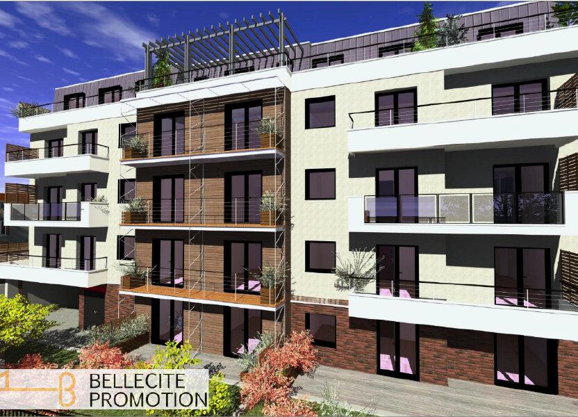 Appartement à vendre 39.25m2 à Mantes-la-Jolie