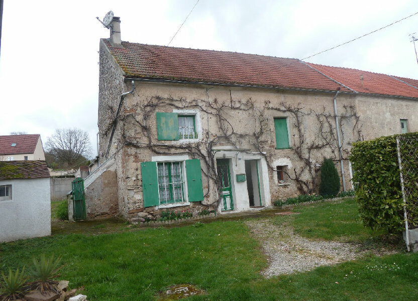 Maison à vendre 75m2 à Lizy-sur-Ourcq