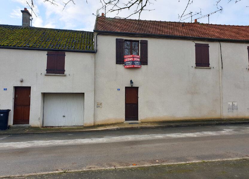 Maison à louer 60m2 à Trocy-en-Multien