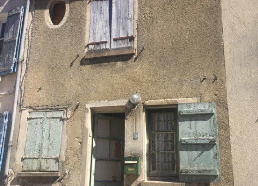 Maison à vendre 65m2 à Crouy-sur-Ourcq