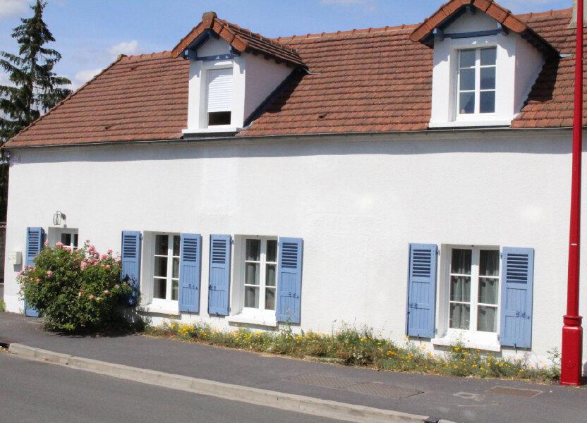 Maison à vendre 135m2 à Isles-les-Meldeuses