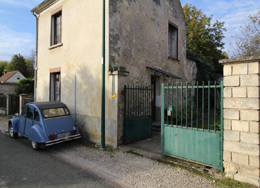 Maison à vendre 55m2 à Crouy-sur-Ourcq