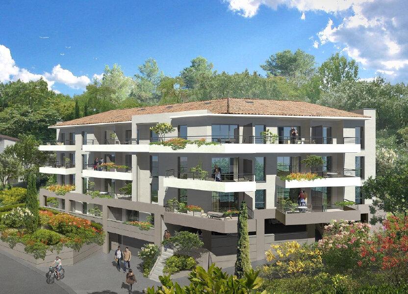Appartement à vendre 40.8m2 à Nice