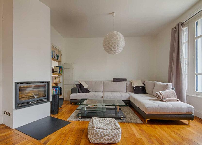 Appartement à vendre 107m2 à Vannes