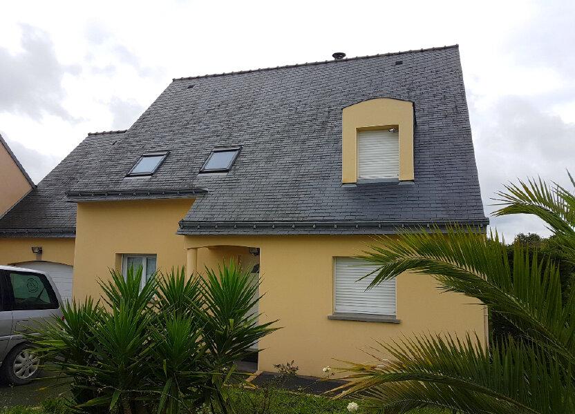 Maison à vendre 133.05m2 à Treffléan