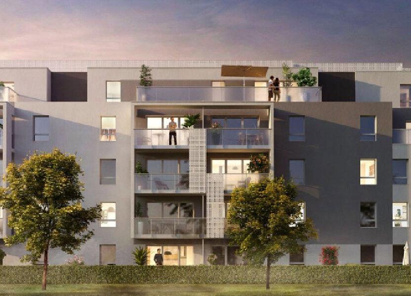 Appartement à vendre 63m2 à Vannes