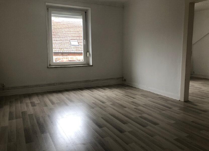 Appartement à louer 83m2 à Algrange