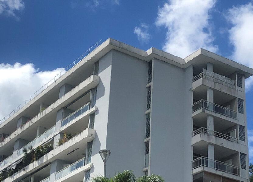 Appartement à louer 45m2 à Fort-de-France