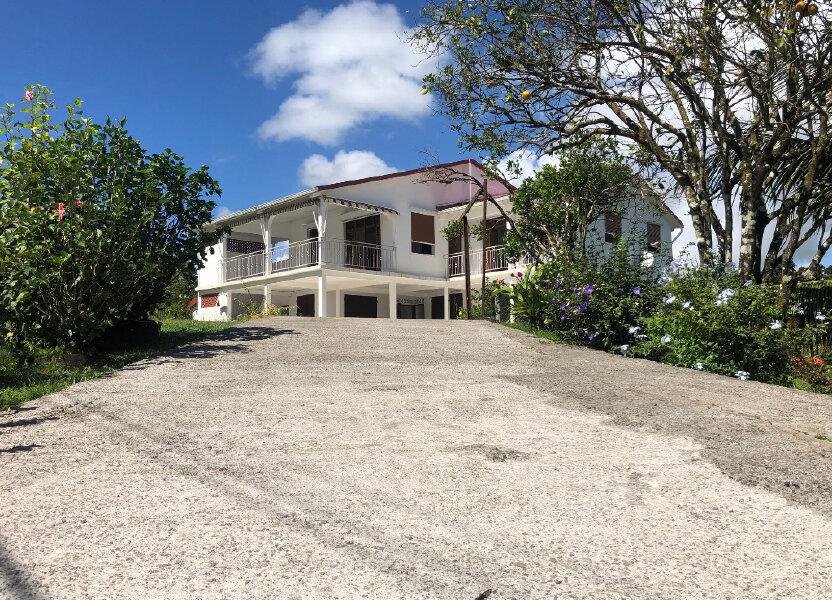 Maison à vendre 181m2 à Gros-Morne