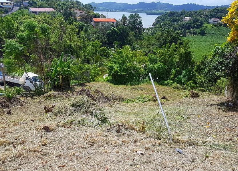 Terrain à vendre 795m2 à La Trinité