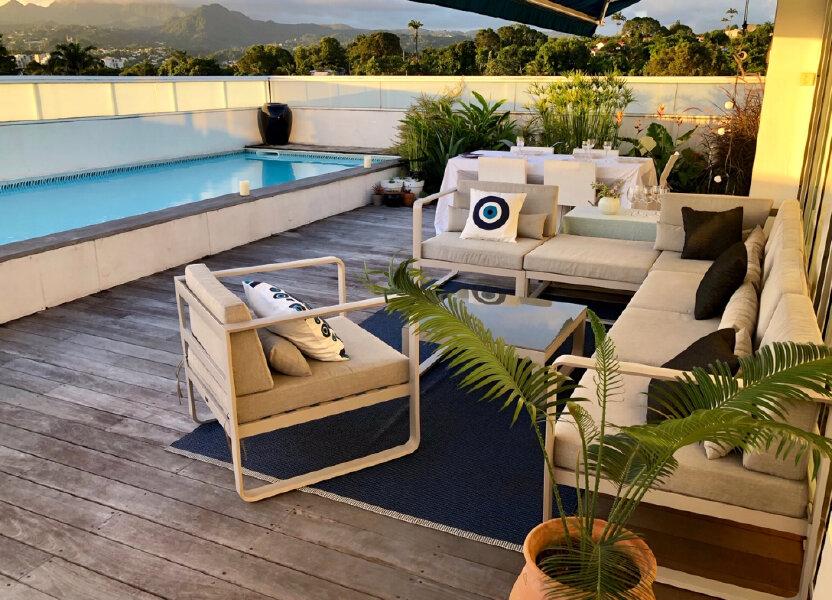 Appartement à vendre 143m2 à Fort-de-France