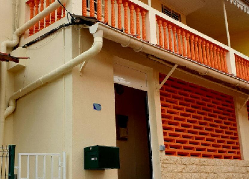 Maison à louer 78m2 à Fort-de-France