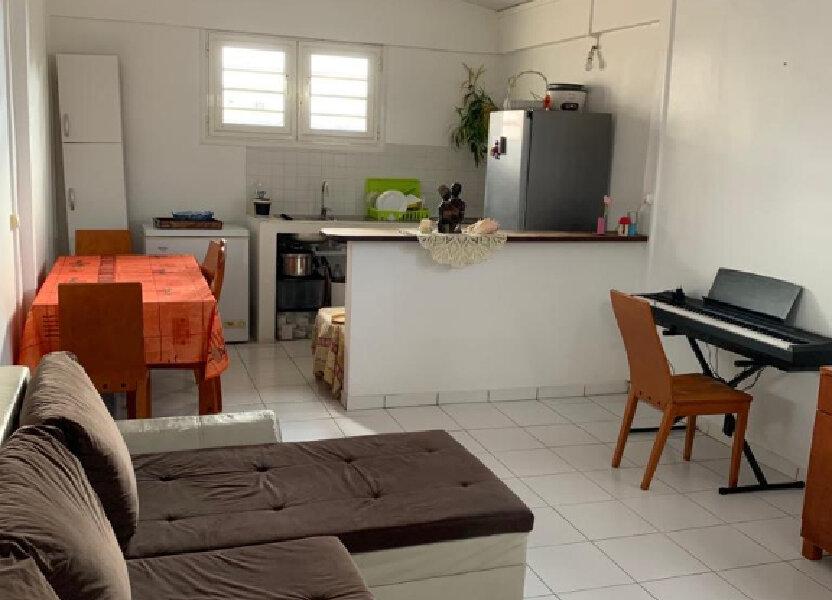 Appartement à louer 47.7m2 à Fort-de-France