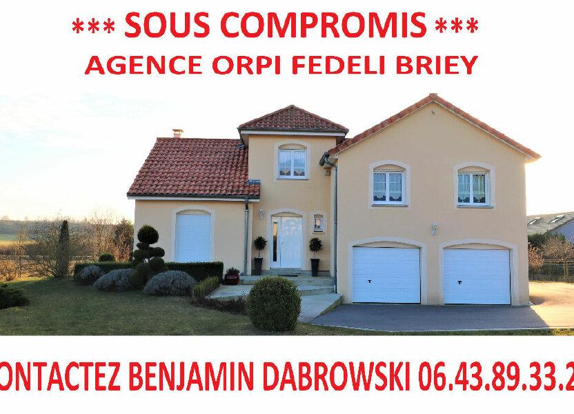 Maison Mancieulles 125 M T 7 A Vendre 340 000 EUR