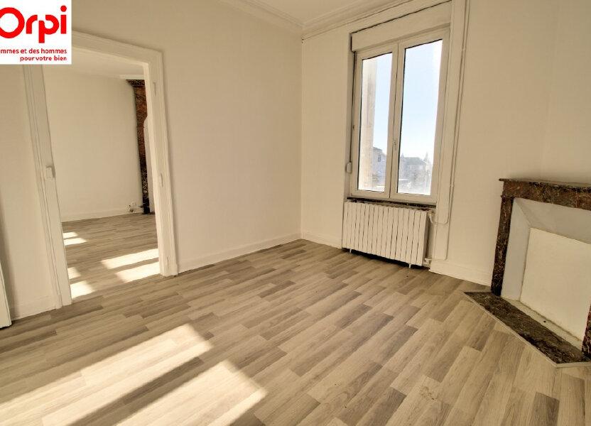 Appartement à louer 62m2 à Briey