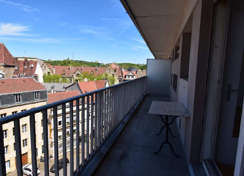 Appartement à louer 25.82m2 à Metz