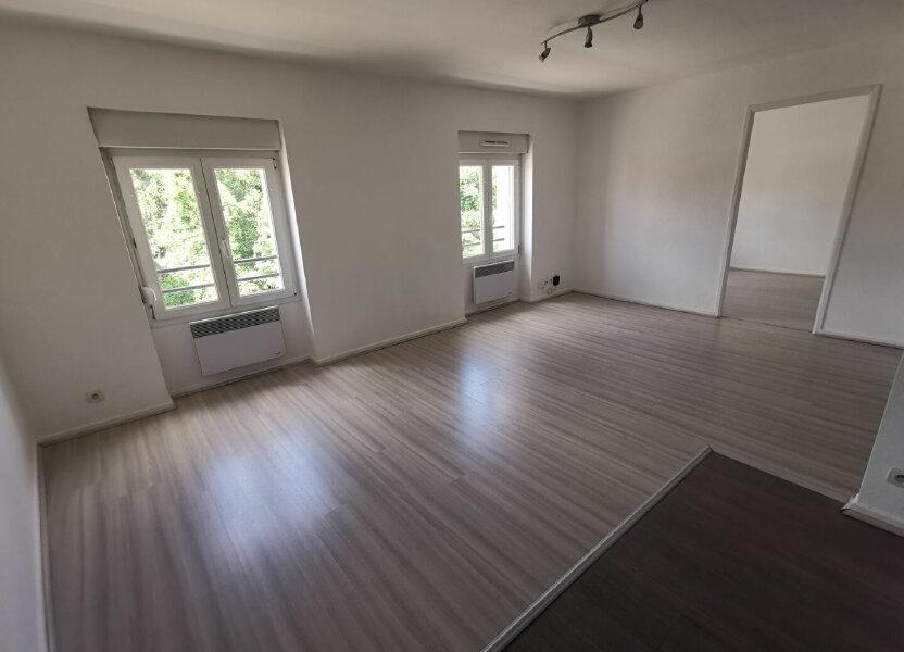 Appartement à louer 40.2m2 à Metz