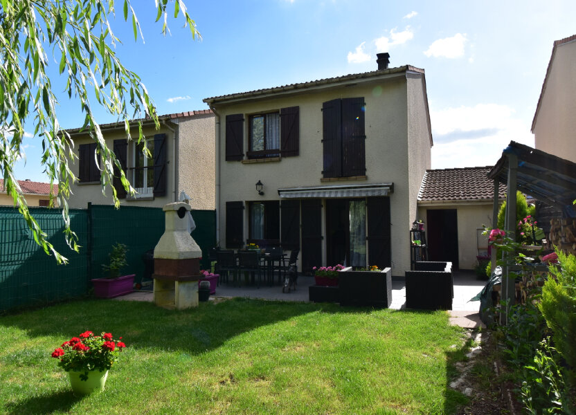 Maison à vendre 99m2 à Metz