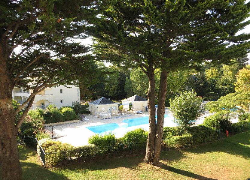 Appartement à vendre 34.89m2 à La Baule-Escoublac