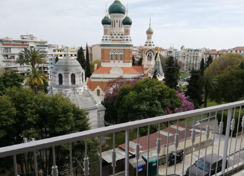 Appartement à vendre 101.44m2 à Nice