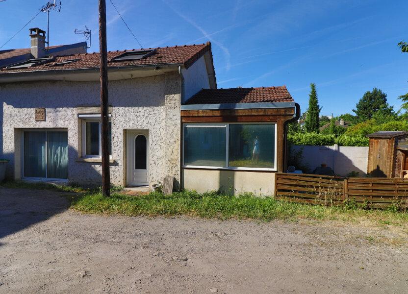 Maison à vendre 63m2 à Pierrelaye