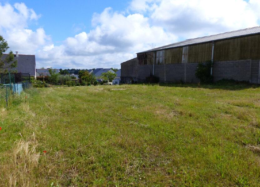 Terrain à vendre 611m2 à Bécon-les-Granits