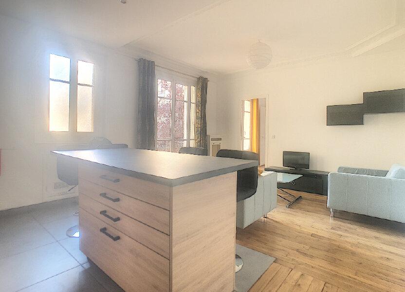 Appartement à louer 45.69m2 à Paris 14