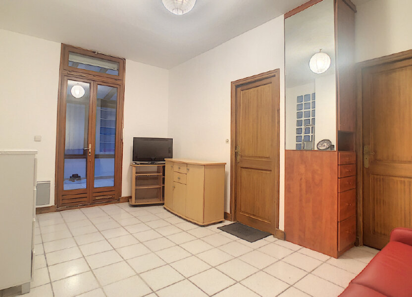 Appartement à louer 35.79m2 à Paris 14