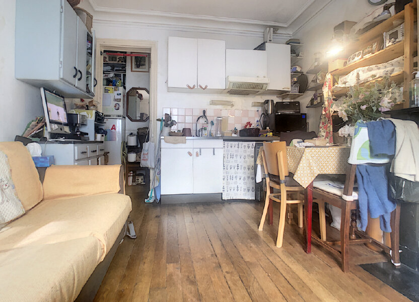 Appartement à vendre 32m2 à Paris 13