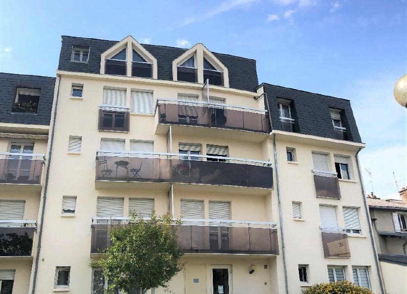 Appartement à louer 28.6m2 à Limoges