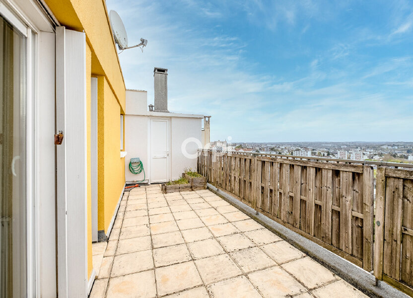 Appartement à louer 50.16m2 à Limoges
