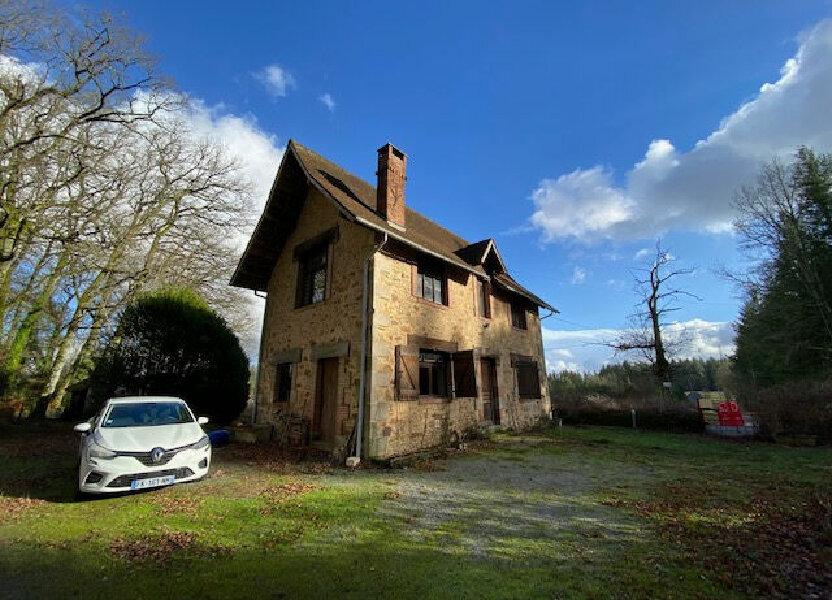 Maison à louer 86m2 à Saint-Priest-Taurion