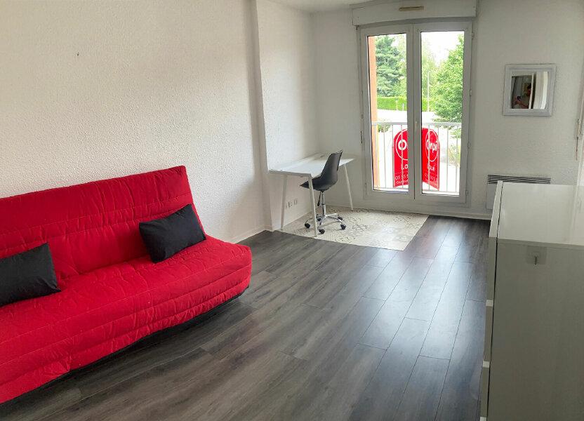 Appartement à louer 24.52m2 à Limoges