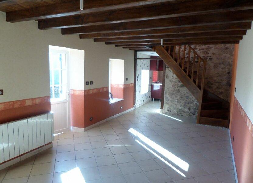 Maison à louer 72m2 à Saint-Priest-Taurion