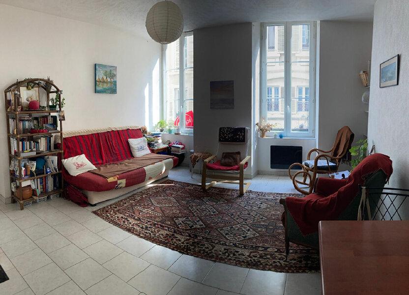 Appartement à louer 53.68m2 à Limoges