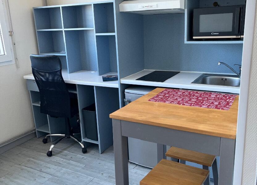 Appartement à louer 18.28m2 à Limoges