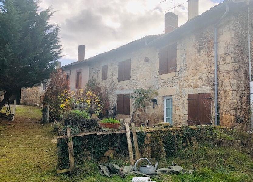 Maison à vendre 198m2 à Cognac-la-Forêt