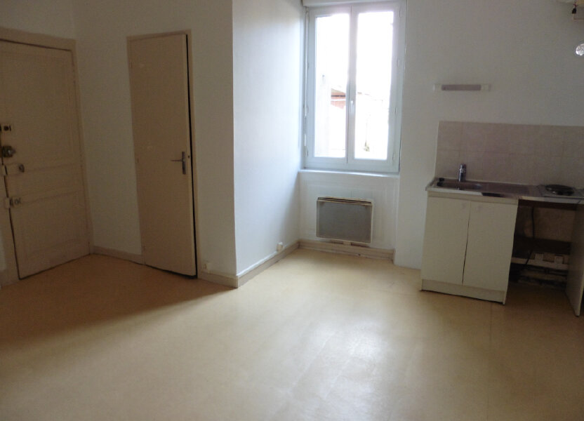 Appartement à louer 21.59m2 à Limoges