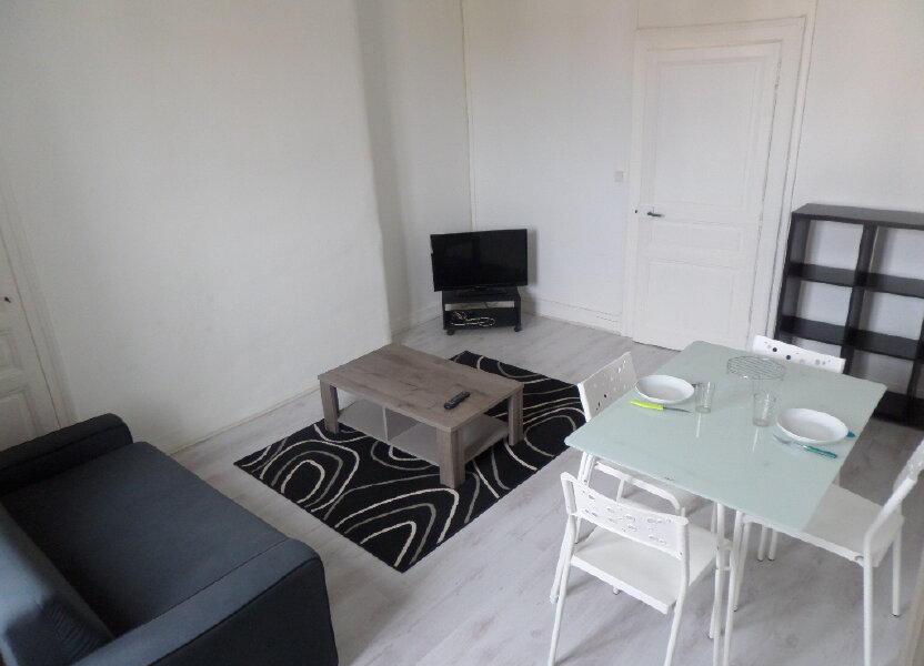 Appartement à louer 35.14m2 à Limoges