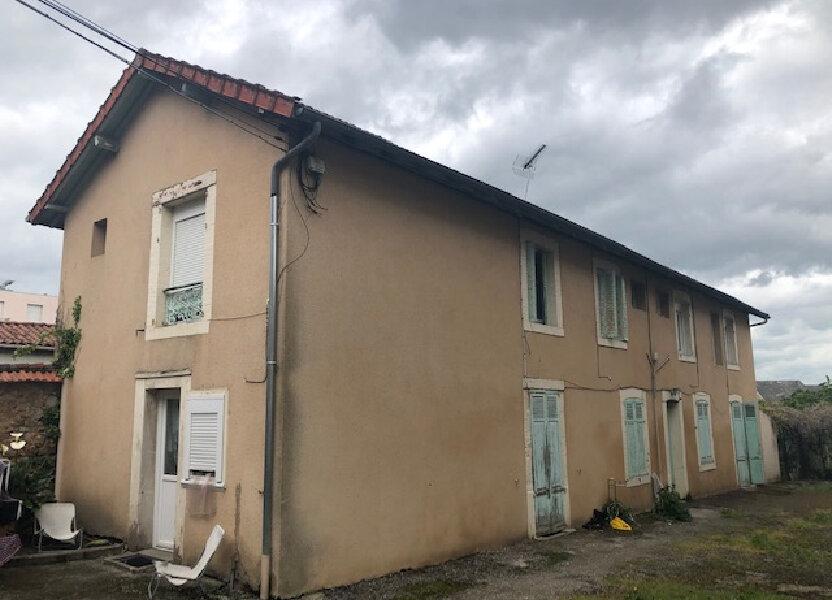 Immeuble à vendre 144m2 à Limoges