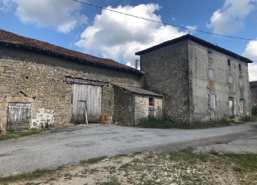Maison à vendre 87m2 à Montrol-Sénard