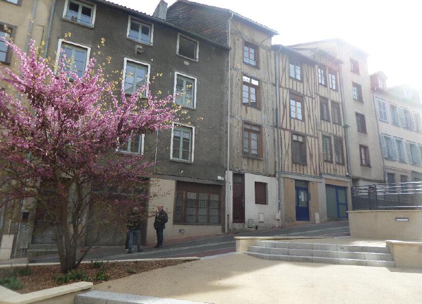 Appartement à louer 18m2 à Limoges