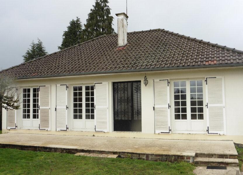 Maison à louer 90m2 à Bonnac-la-Côte