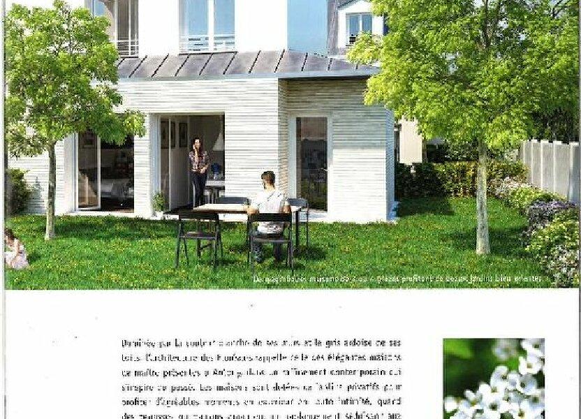 Maison à vendre 85.05m2 à Antony