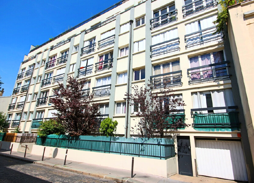 Stationnement à vendre 10.51m2 à Paris 20