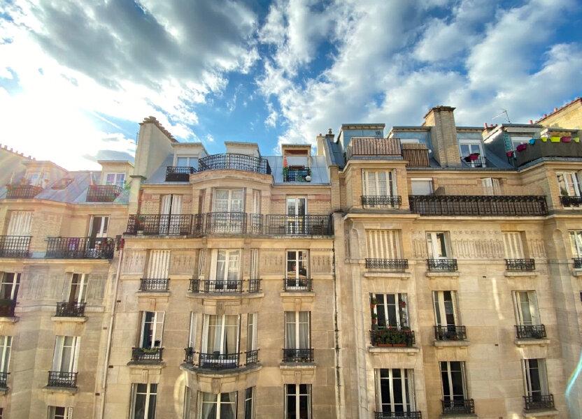 Appartement à vendre 72.57m2 à Paris 20
